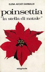 Elena Accati 1977 - POINSETTIA LA STELLA DI NATALE