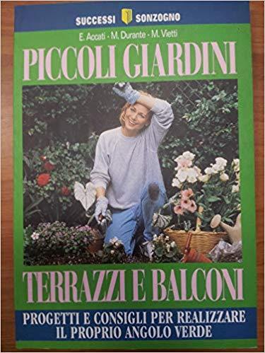 Elena Accati 1991 - PICCOLI GIARDINI