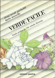 Elena Accati 1991 - VERDE FACILE